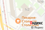 Схема проезда до компании Образ в Москве
