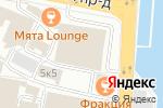 Схема проезда до компании Интерэкспертиза в Москве