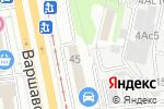 Схема проезда до компании Аквастар в Москве