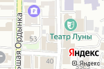 Схема проезда до компании Управление капитального ремонта и строительства в Москве