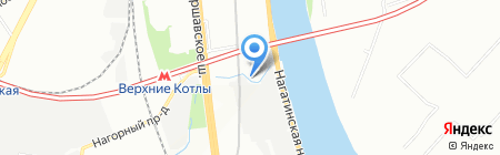Натурпетс на карте Москвы