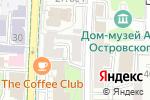 Схема проезда до компании Дайлет Групп в Москве