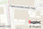 Схема проезда до компании Sport Point в Москве