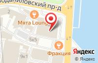 Схема проезда до компании Мальфа в Москве