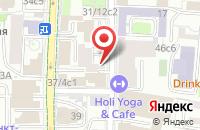Схема проезда до компании Демидов Центр Инк. в Москве