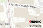 Схема проезда до компании Газонсити в Москве