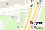Схема проезда до компании Docdoc.ru в Москве