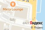 Схема проезда до компании Juventa Group в Москве