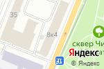 Схема проезда до компании Медицинский центр ЦРЧ в Москве