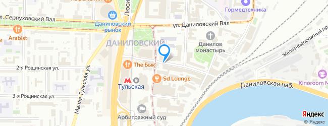Большой Староданиловский переулок