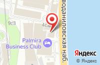 Схема проезда до компании Киона в Москве