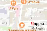 Схема проезда до компании У Ларисы в Москве