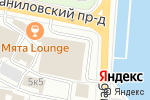 Схема проезда до компании Another Point в Москве