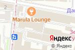 Схема проезда до компании Vip-галстук.ру в Москве