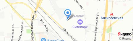 МеталлКомплект на карте Москвы