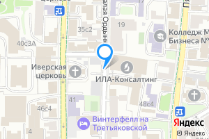 Снять комнату в пятикомнатной квартире в Москве м. Полянка, улица Малая Ордынка