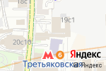 Схема проезда до компании Винтаж-Х в Москве