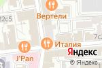 Схема проезда до компании БАРС Стальные двери в Москве