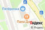 Схема проезда до компании Займ-Быстро в Москве