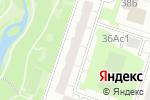 Схема проезда до компании ЕИРЦ района Бибирево в Москве
