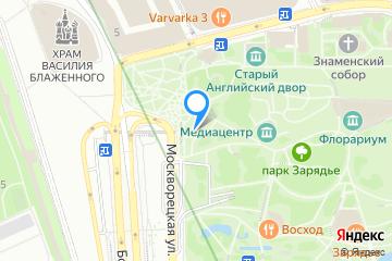 Афиша места Московский концертный зал Зарядье