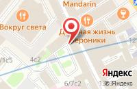 Схема проезда до компании Продюсерская Компания Информационной Поддержки Правоохранительных и Спасательных Служб в Москве