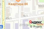 Схема проезда до компании Виктори Медиа в Москве