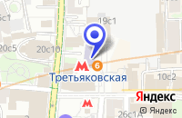Схема проезда до компании ПТФ VICTORY в Москве
