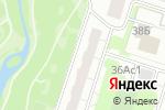 Схема проезда до компании Жилищник района Бибирево, ГБУ в Москве