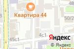 Схема проезда до компании Ордынский в Москве
