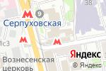 Схема проезда до компании 095 в Москве