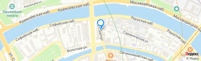 улица Балчуг