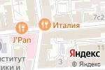 Схема проезда до компании Briolin в Москве