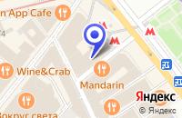 Схема проезда до компании КОМПЬЮТЕРНАЯ ФИРМА ВОСТОК-ЗАПАД в Москве