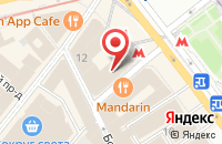 Схема проезда до компании Норгис Пресс в Москве