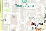 Схема проезда до компании Банк РСИ в Москве