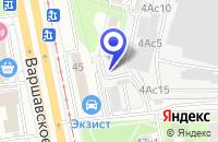 Схема проезда до компании АВТОЛОМБАРД ЭКРАН ТРЕЙДИНГ в Москве