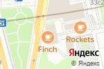 Схема проезда до компании Major Clinic в Москве