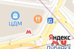 Схема проезда до компании Клевер-Медиа Групп в Москве