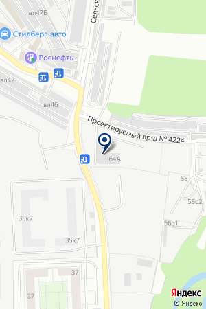АВТОТЕХЦЕНТР на карте Москвы