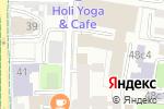 Схема проезда до компании Фантом в Москве