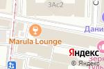 Схема проезда до компании Центр пирс в Москве