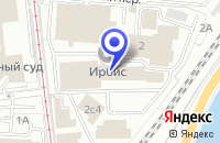 Схема проезда до компании ТФ ГЕОПОЛИГОН в Москве