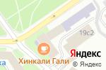 Схема проезда до компании ВитМеталл в Москве