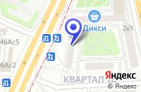 Схема проезда до компании АПТЕКА У РАЗВИЛКИ в Москве