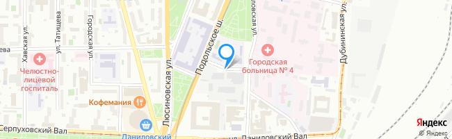 переулок Подольский 1-й
