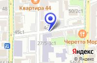 Схема проезда до компании КБ ФЕДЕРАЛЬНЫЙ ДЕПОЗИТНЫЙ БАНК в Москве