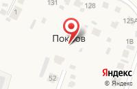 Схема проезда до компании Бухарово в Покрове