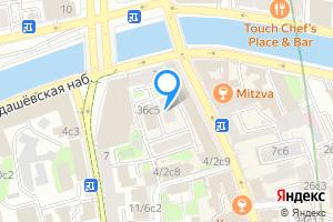 Комната в Москве Кадашёвская наб., 36с4