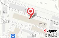 Схема проезда до компании СургутСтройИнвест в Москве